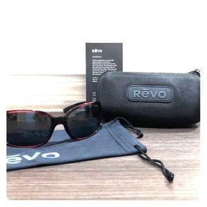 Revo Fairway Wrap Sunglasses • Orchid • NWOT